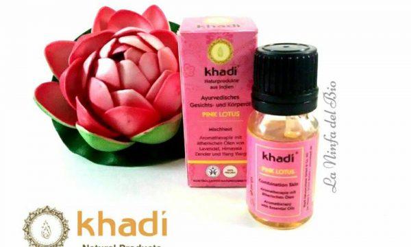 Khadi-Pink Lotus recensione