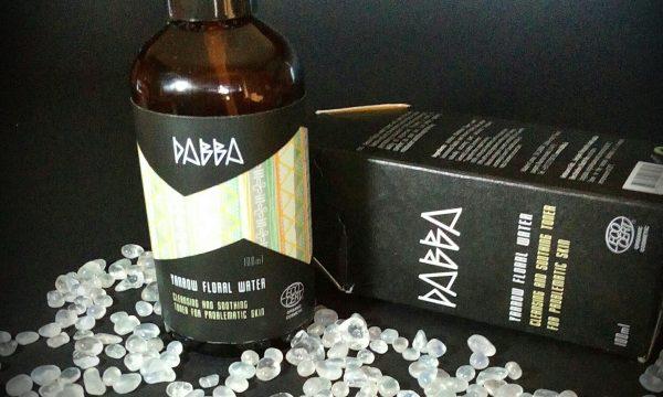 Dabba – Acqua floreale d'achillea Recensione