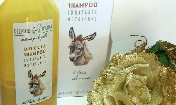 Delicato d'Asina – Doccia shampoo al Latte d'Asina recensione