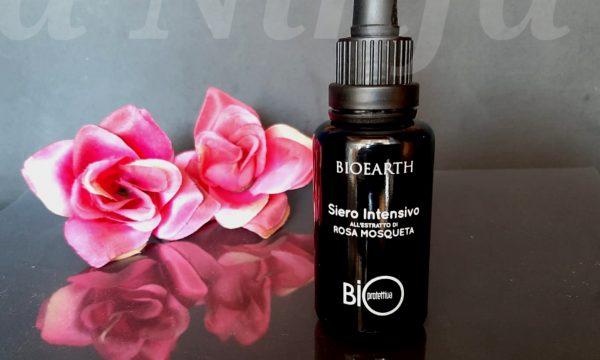 Bioearth – Siero Intensivo alla Rosa Mosqueta recensione e composizione