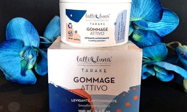 Tarake Gommage Attivo – Latte e Luna   recensione