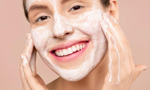 5 MASCHERE viso fai-da-te con la farina di avena