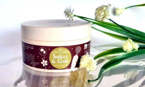La Saponaria – Crema corpo Soffice di Karité | recensione