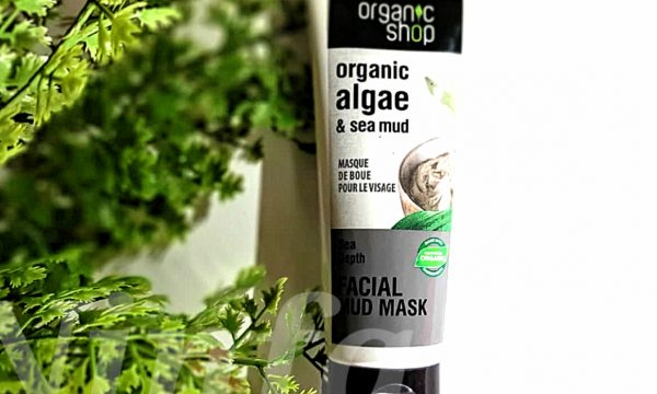 Organic Shop – Maschera Viso Detox Alghe e Fango del Mar Morto